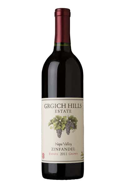 Grgich Hills Zinfandel Napa Valley