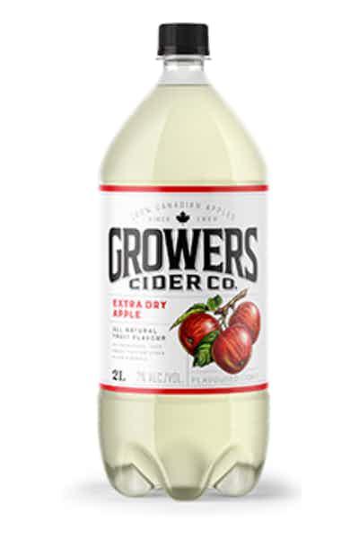 Growers Extra Dry Apple Cider