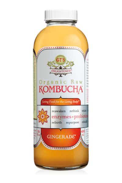 GT's Gingerade Kombucha