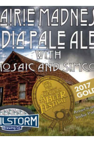 Hailstorm Prairie Madness IPA
