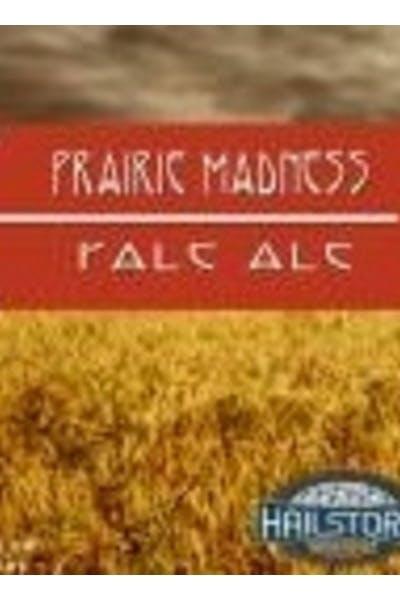 Hailstorm Prairie Madness Pale Ale