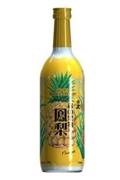 Hakushika Japanese Orchard Pineapple Sake