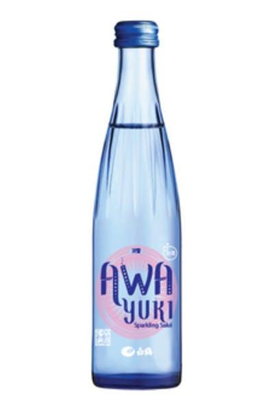 Hakutsuru Awa Yuki Sparkling Sake