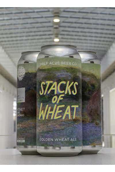 Half Acre Stacks Of Wheat