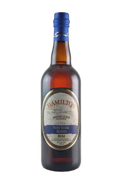 Hamilton New York Blend Rum