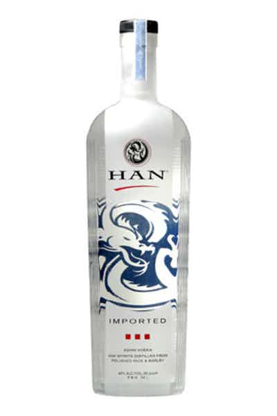 Han Asian Soju Vodka