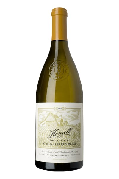 Hanzell Chardonnay 2012