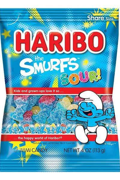 Haribo The Smurfs Gummi Candy