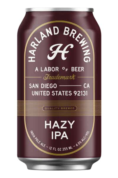 Harland Brewing Hazy IPA