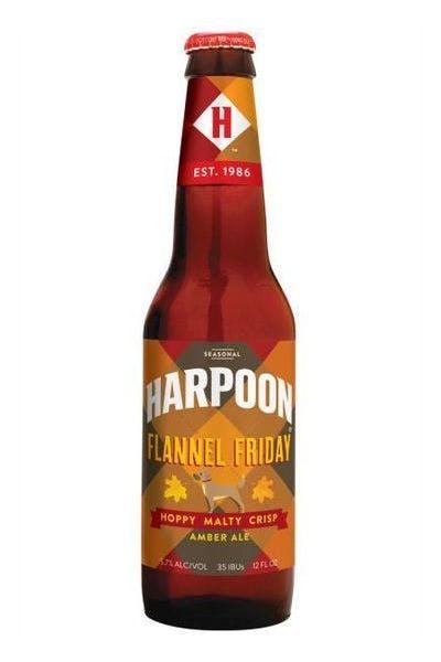 Harpoon Flannel Friday