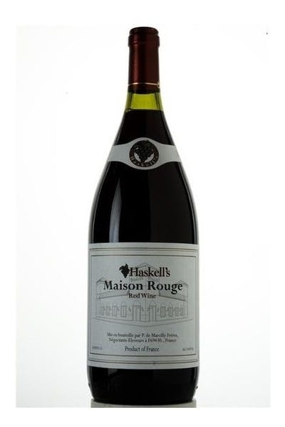 Haskell's Maison Rouge