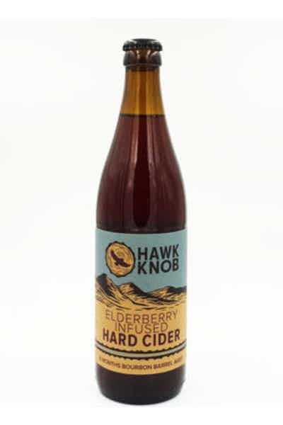 Hawk Knob Elderberry Infused Hard Cider
