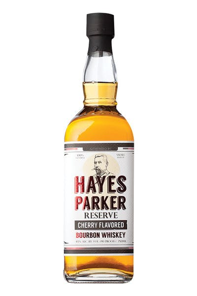 Hayes Parker Cherry Bourbon