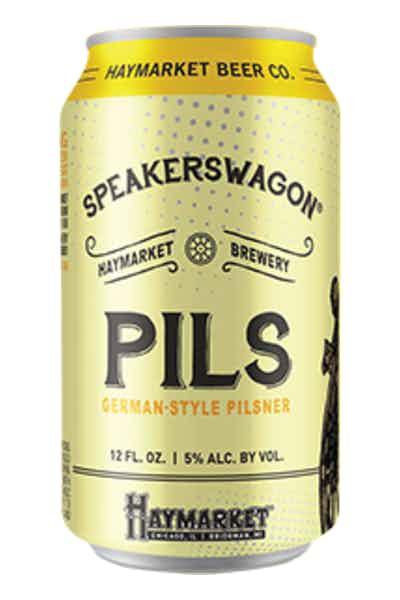 Haymarket Speakerswagon Pils