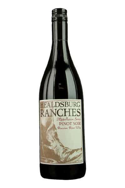 Healdsburg Ranches Pinot Noir Rrv