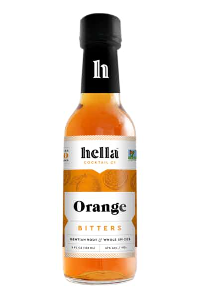 Hella Orange Bitters 5oz
