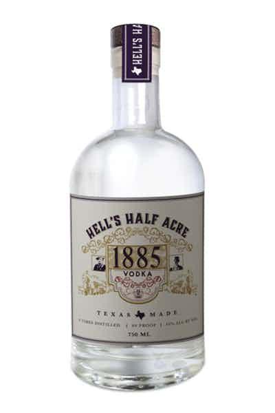 Hell's Half Acre 1885 Vodka