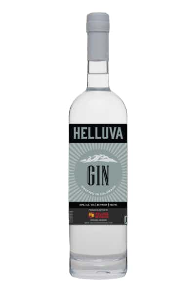 Helluva Colorado Gin