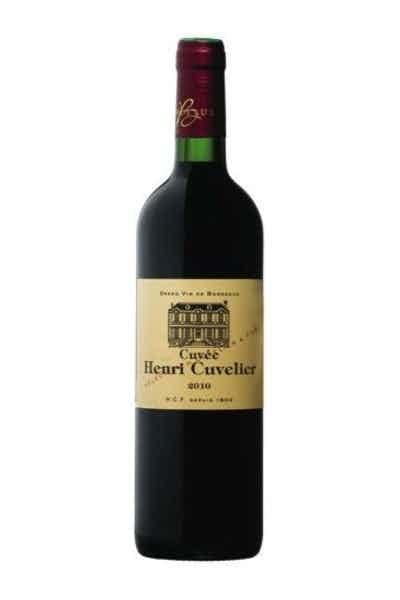 Henri Cuvelier Bordeaux