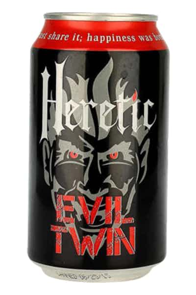 Heretic Brewing Co. Evil Twin Red Ale