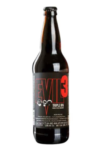 Heretic Brewing Evil 3 Triple IPA