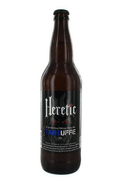 Heretic Brewing Tartuffe Ale
