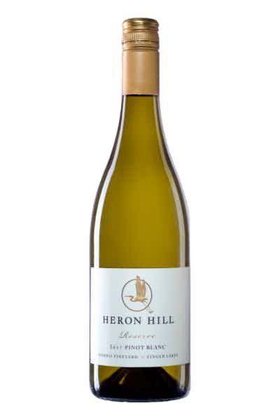 Heron Hill Pinot Blanc Reserve