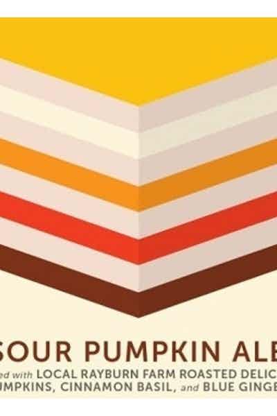 Hi Wire Sour Pumpkin Ale