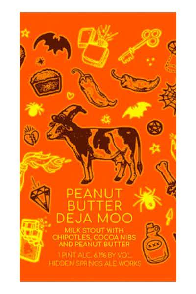 Hidden Springs Peanut Butter Deja Moo