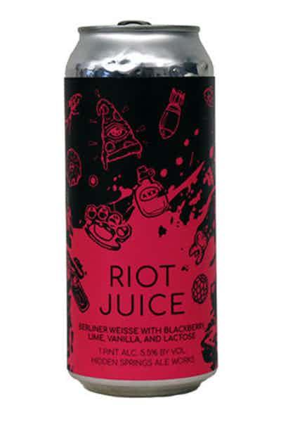 Hidden Springs Riot Juice