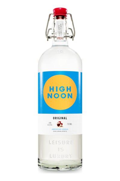 High Noon Vodka