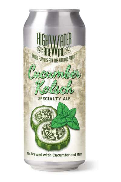 High Water Cucumber Kolsch