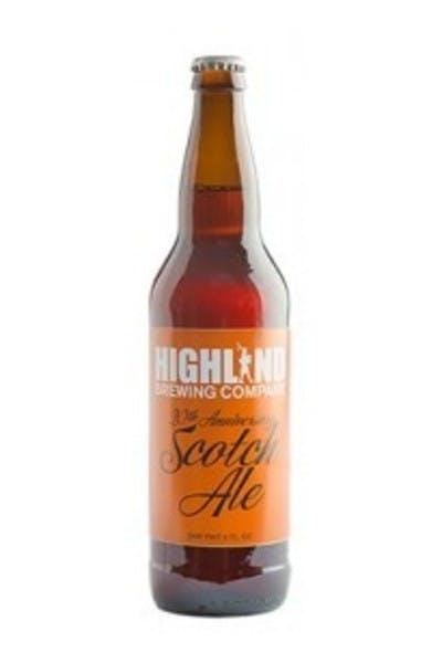 Highland 20th Anniversary Scotch Ale