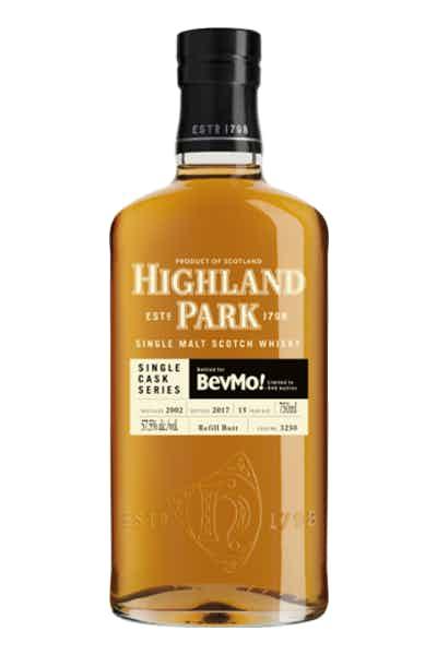Highland Park Single Cask BevMo! Select 15 Year