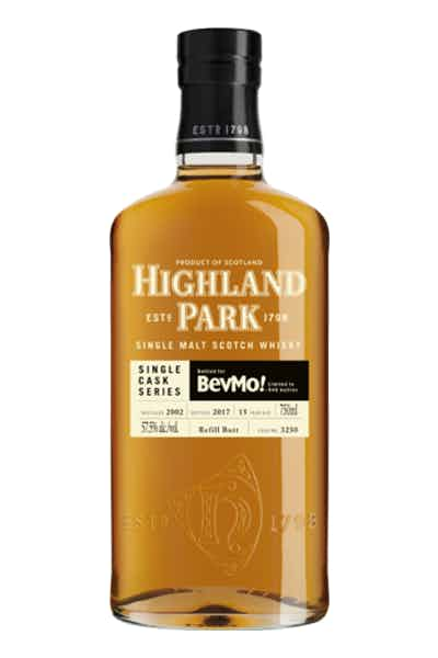 Highland Park Single Cask Series BevMo! Select 15 Year Old