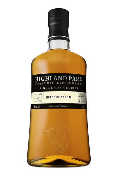 Highland Park Single Cask Series Nords of NorCal Edition
