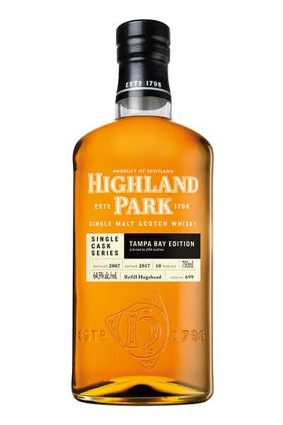 Highland Park Single Cask Series Tampa Bay Edition