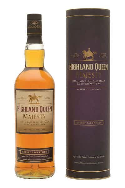 Highland Queen Majesty Sherry Finish Single Malt