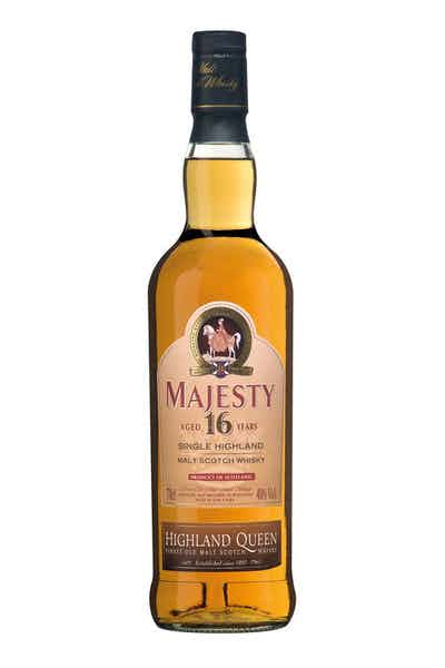 Highland Queen Majesty Single Malt 16 Year