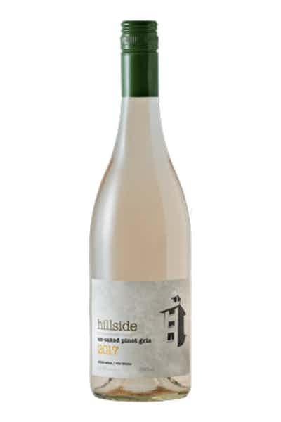 Hillside Estate Unoaked Pinot Gris