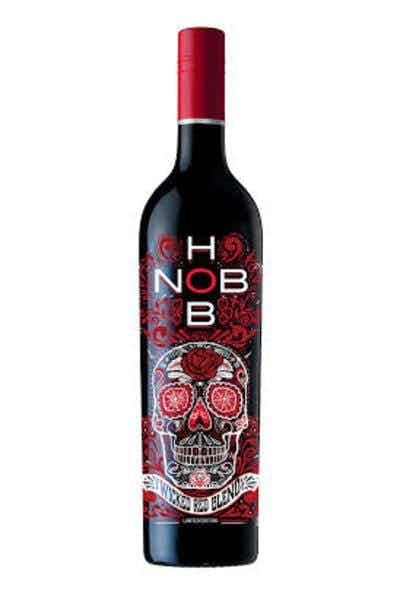 Hob Nob Wicked Red Halloween Limited Edition