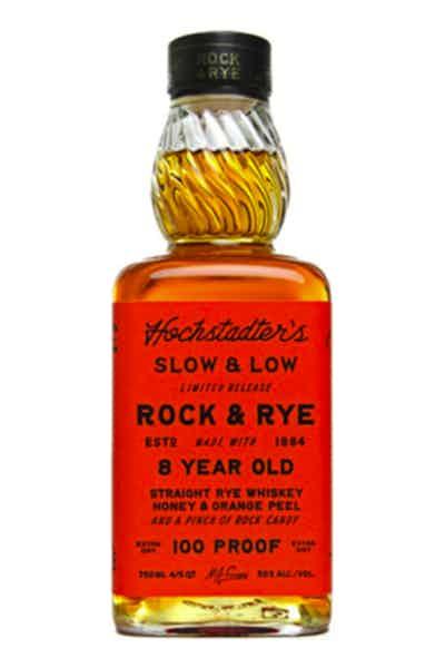 Hochstadters Slow & Low Limited Release Rock & Rye 8 Year