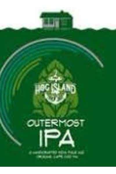 Hog Island Outermost IPA