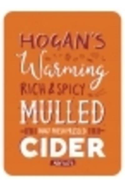 Hogan's Mulled Cider