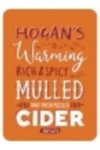 Hogan's Mulled Cider