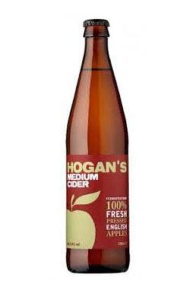 Hogan's Picker's Passion Cider