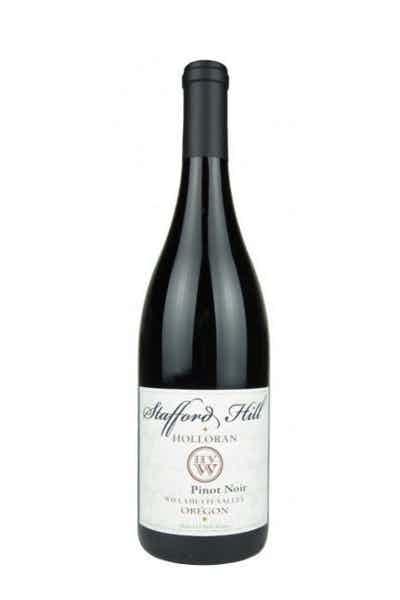 Holloran Stafford Hill Pinot Noir Williamette Valley