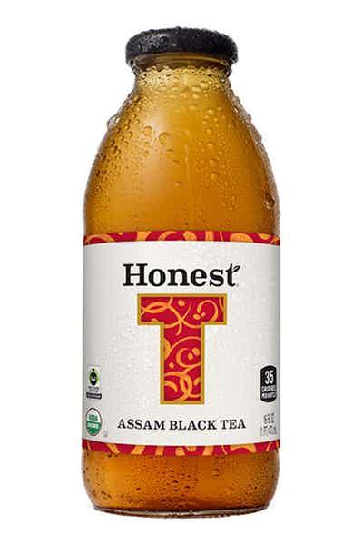 Honest Tea Assam Black Tea16oz