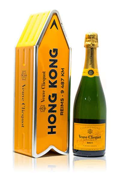 Hong Kong Veuve Brut Yellow Label
