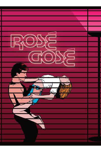Hoof Hearted Rose Gose